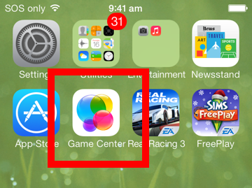 How do I login to Game Center? – Firemonkeys